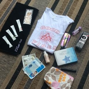 Sephora Makeup - Good vibes summer fun beauty bundle